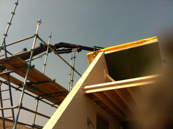 Nieuwe Vestiging Bouw-Construct Ingenieursburo