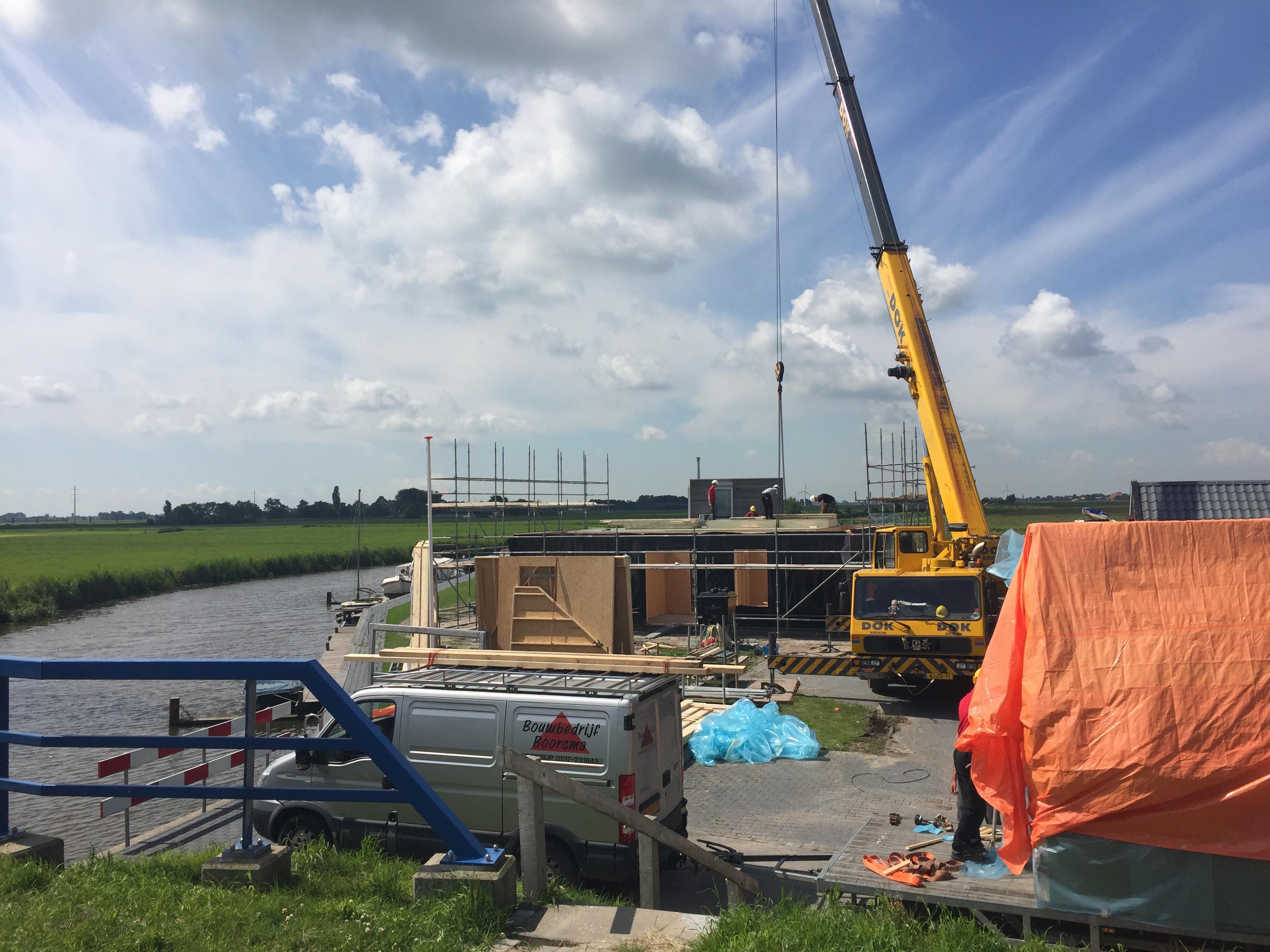 Bouw-Construct Maakt Berekeningen Voor KingspanTEK!